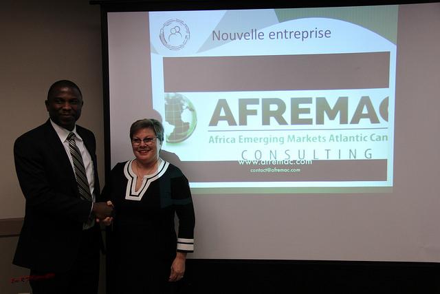 Inauguration AFREMAC